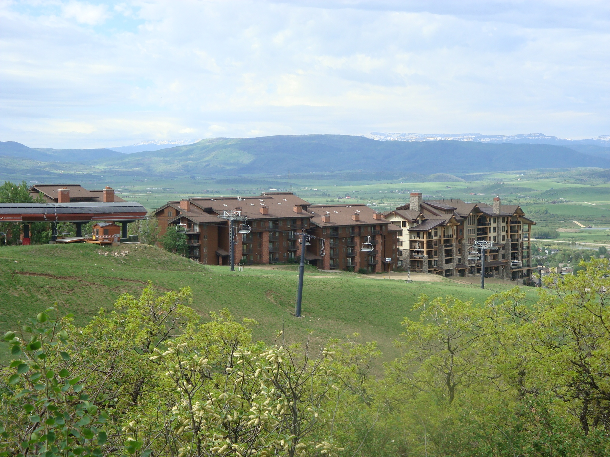 Bear Claw Condos In Steamboat Springs Co Steamboat