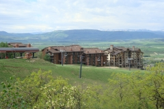 Bear Claw and Edgemont Condos in Steamboat
