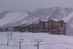 Edgemont in snow