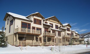 Eagle Ridge Townhomes in Steamboat Springs