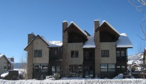 Black Hawk Luxury Townhomes in Steamboat Springs