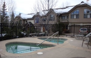 Ironwood townhomes in steamboat springs