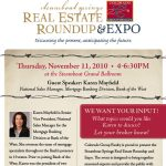 Please Come to the 2010 Colorado Group Realty Expo on Thursday