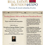 Colorado Group Realty Real Estate Round-Up Invite